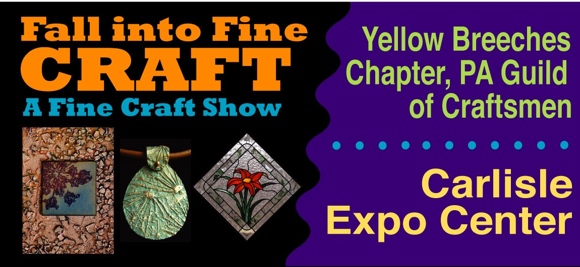 Fall into Fine Crafts